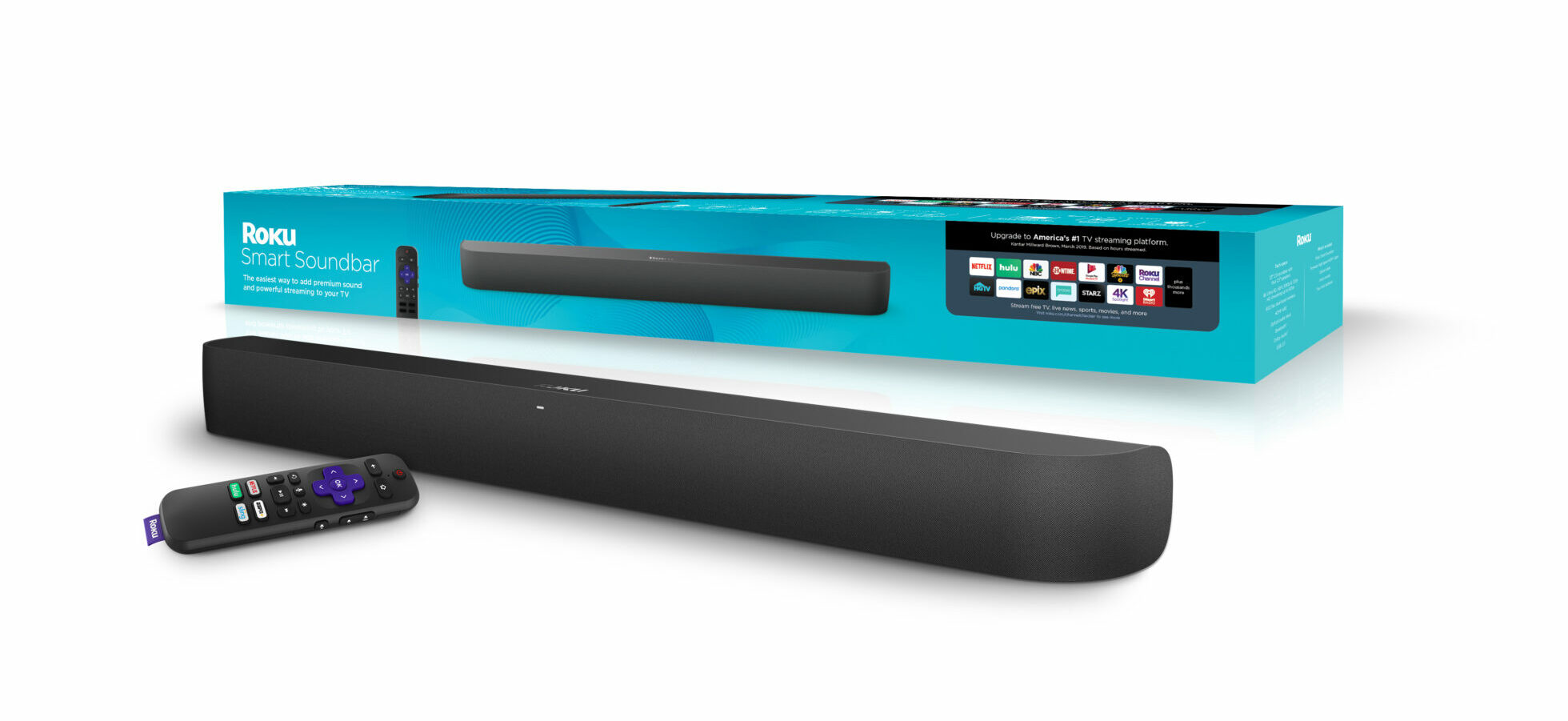 The Roku Sound Bar