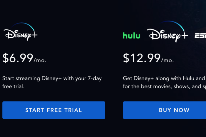 Disney Is Making Its Streaming Power Play Right Now