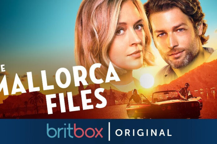 What's On Britbox In April 2020