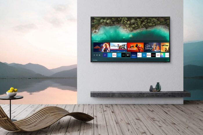 Samsung Announces New Outdoor TV's