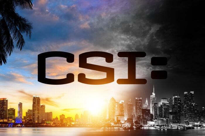 Stream CSI Miami and CSI New Your Free All Day On Pluto TV