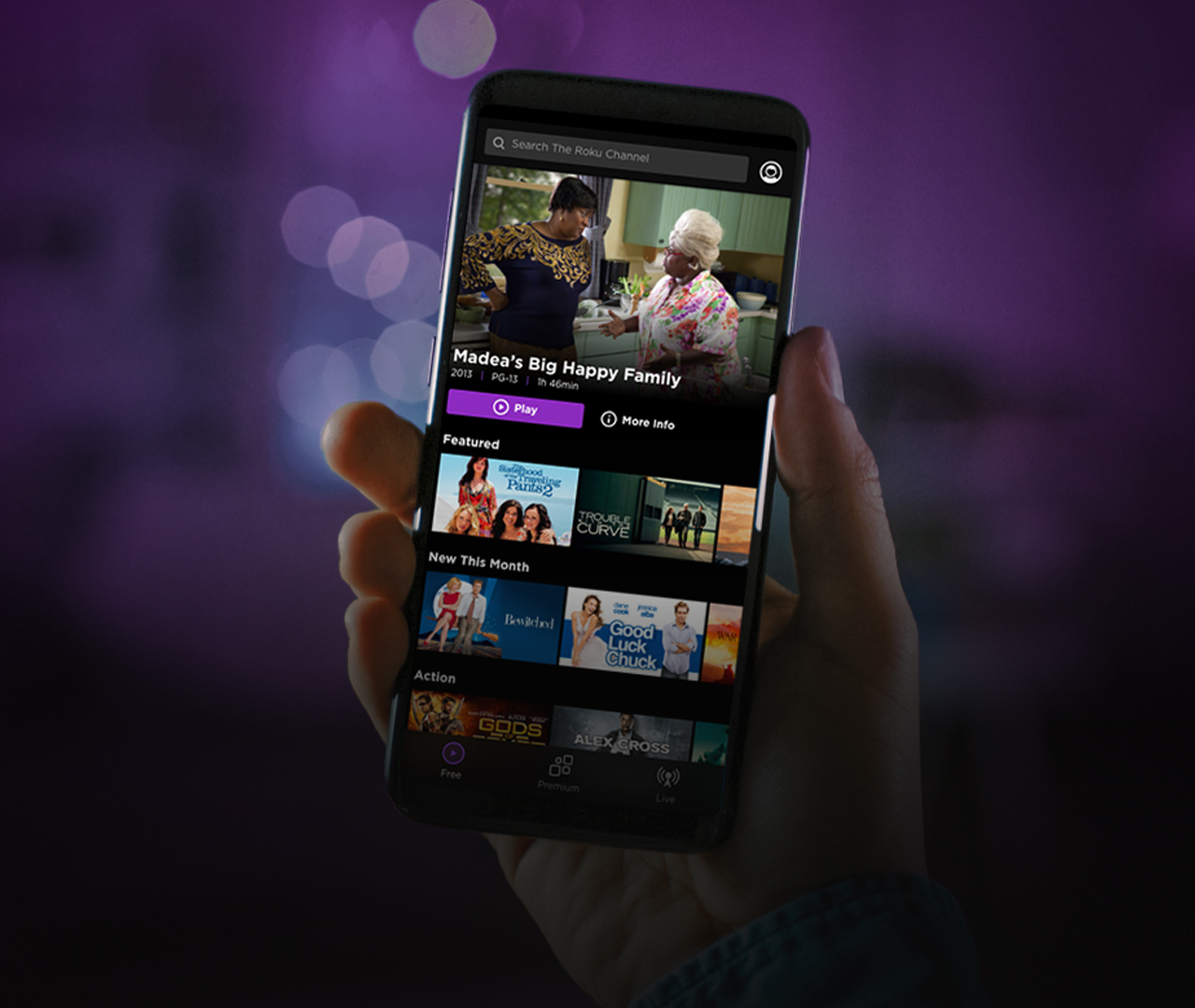 Roku Channel App