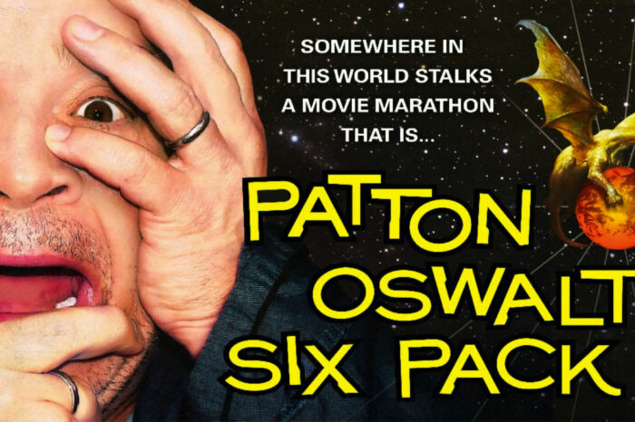 Watch Movies With Patton Oswalt On Shout Factory
