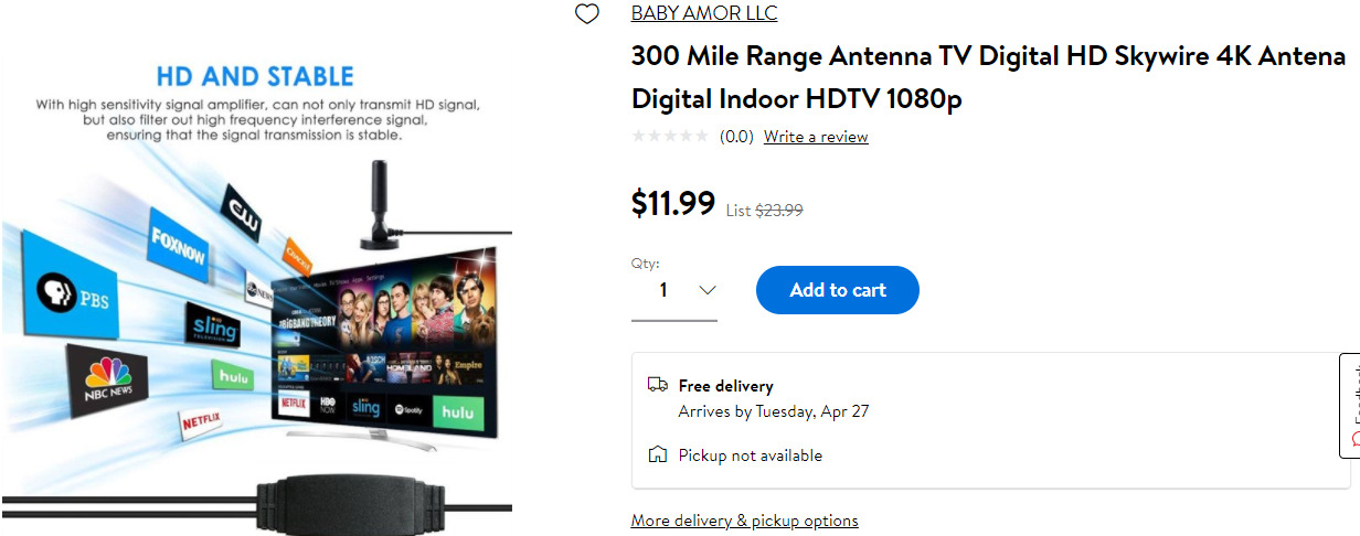 Antenna 300