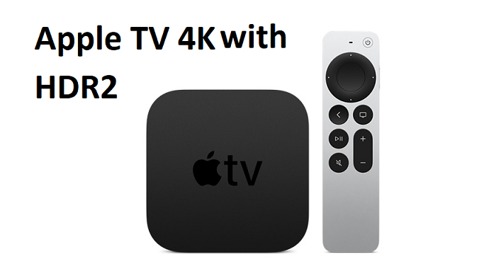 New Apple TV 4K Coming