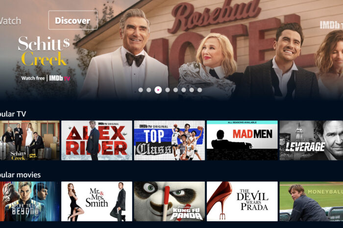 IMDB TV Is Flying High For Amazon
