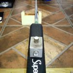100% accuracy of grip alignment to the putter face.  Reduces aiming problems.