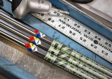 Various High End Golf Shafts