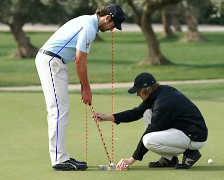 putter-length-fitting-session