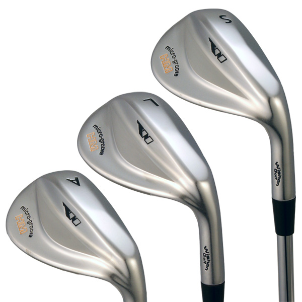PCF Micro Groove HM wedges