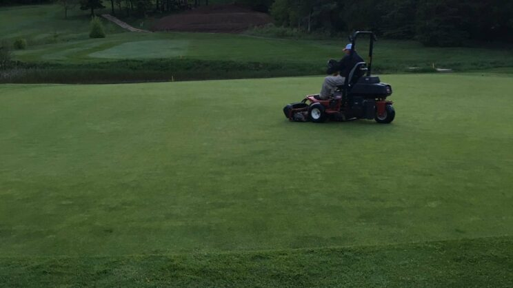 Cutting #2 Green NBG&CC