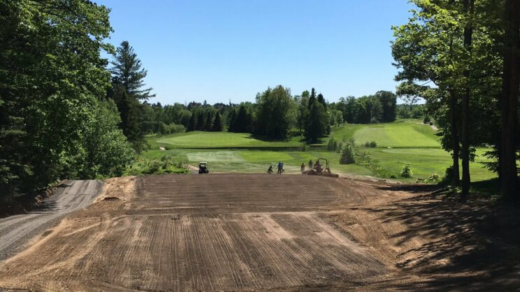 Reconstuction of #2 Green NBG&CC