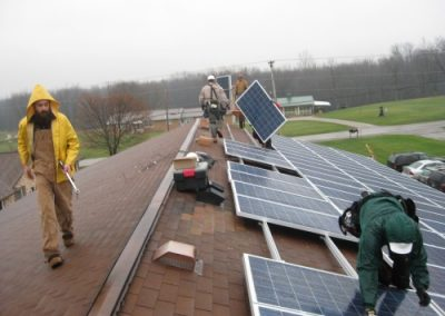 Installing panels near Canton, OH