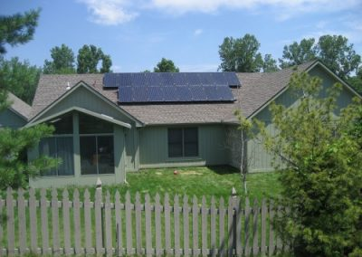 Residential 3.2 kW PV System in Kettering, Ohio