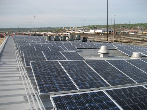 SunRock Solar Installs More Commercial PV Systems