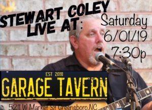Garage Tavern ~ Greensboro, NC