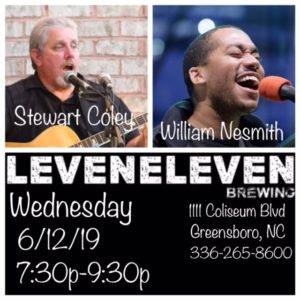 LevenEleven Brewing ~ Greensboro, NC