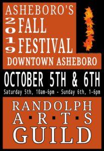 Asheboro Fall Festival ~ Asheboro, NC