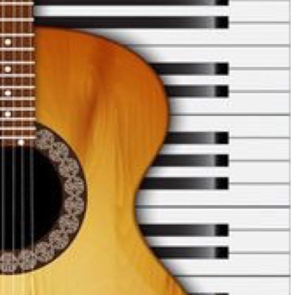 guitar:keys