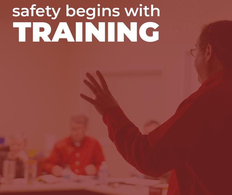 Safety Begins with Training - MartinSupply.com