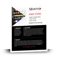 Foundry & Integrated Supply Case Study - MartinSupply.com