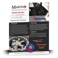 Industrial Grinding Wheels - MartinSupply.com