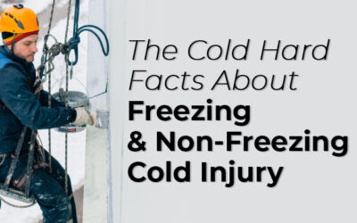 The Cold Hard Facts About Freezing & Non-Freezing Cold Injury