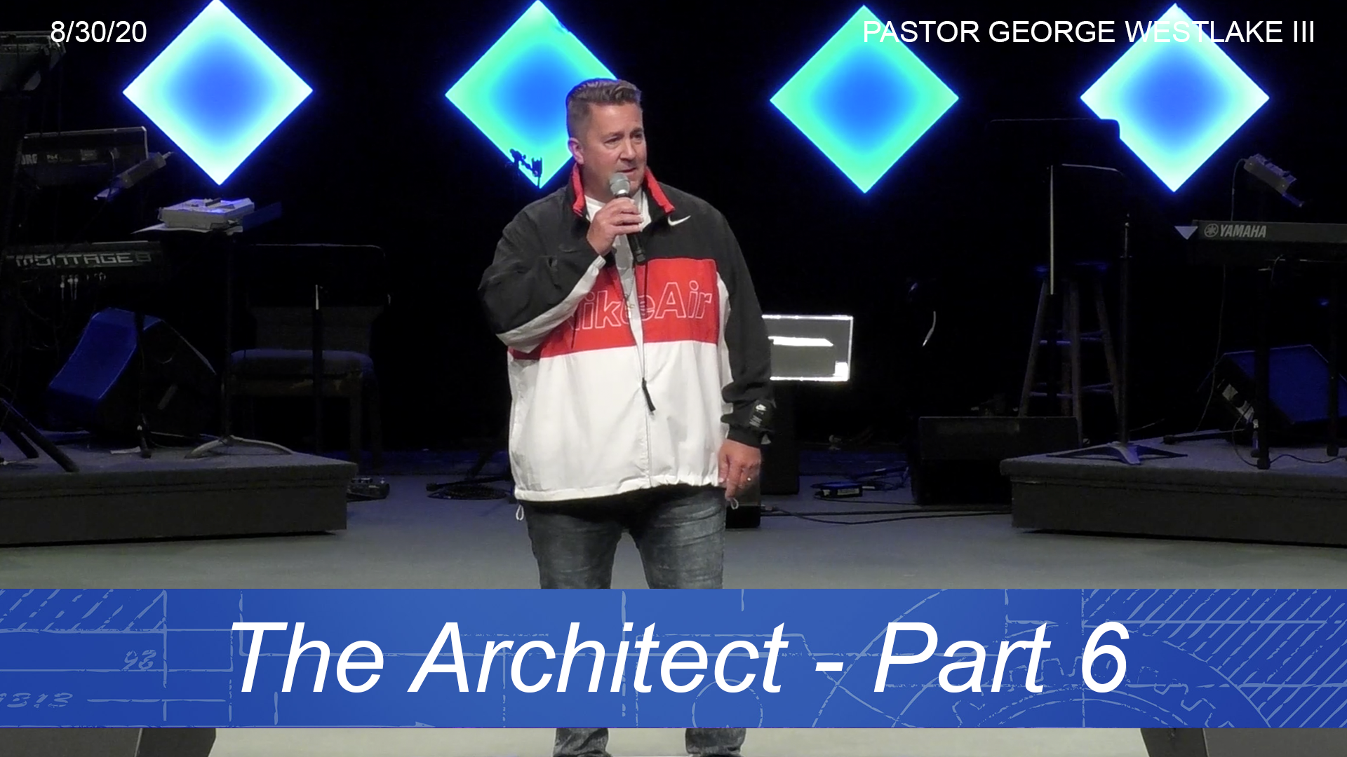 Sunday 8/30/20 | The Architect – Part 6