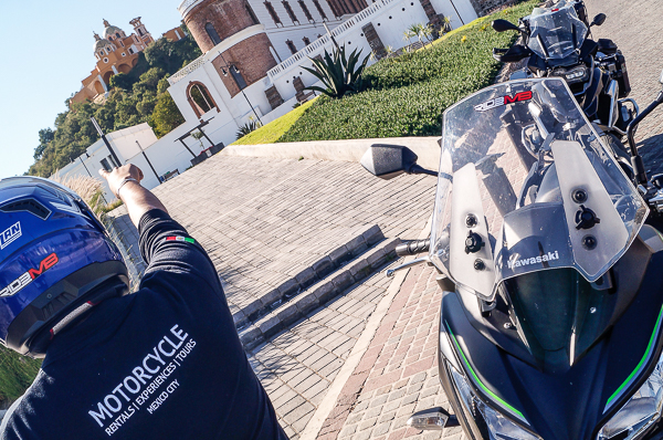 Ride MB - Motorcycle Tours Mexico