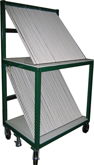 Twin Level Harp Rack