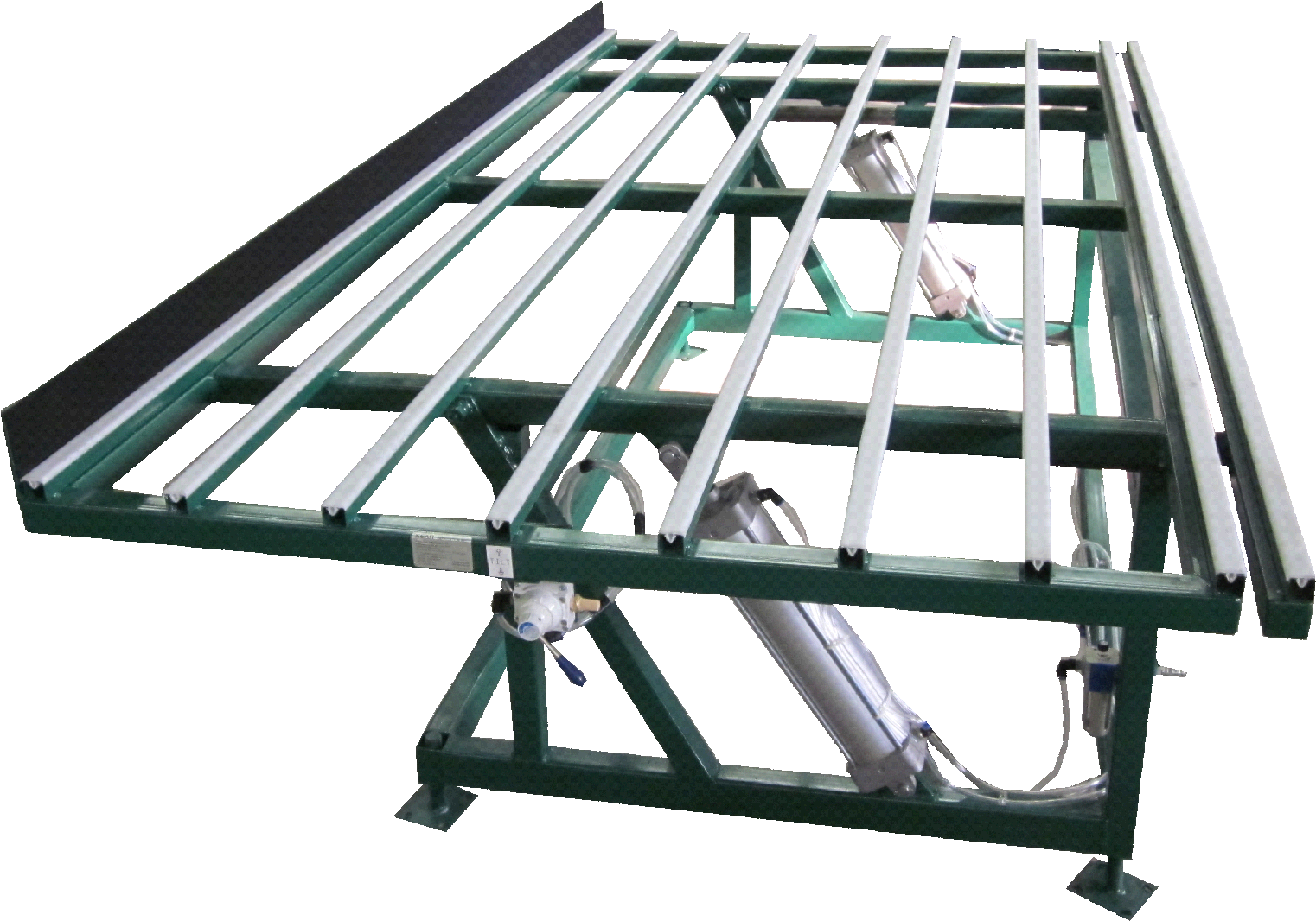 Pneumatic Tilting With Expandable