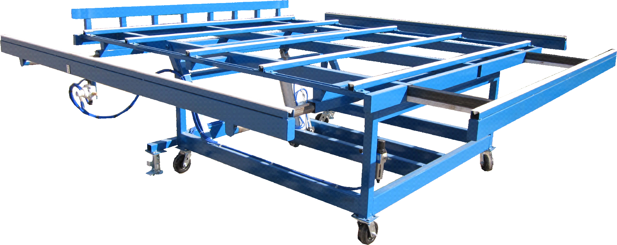 Pneumatic Tilting With Expandable 4 Sides