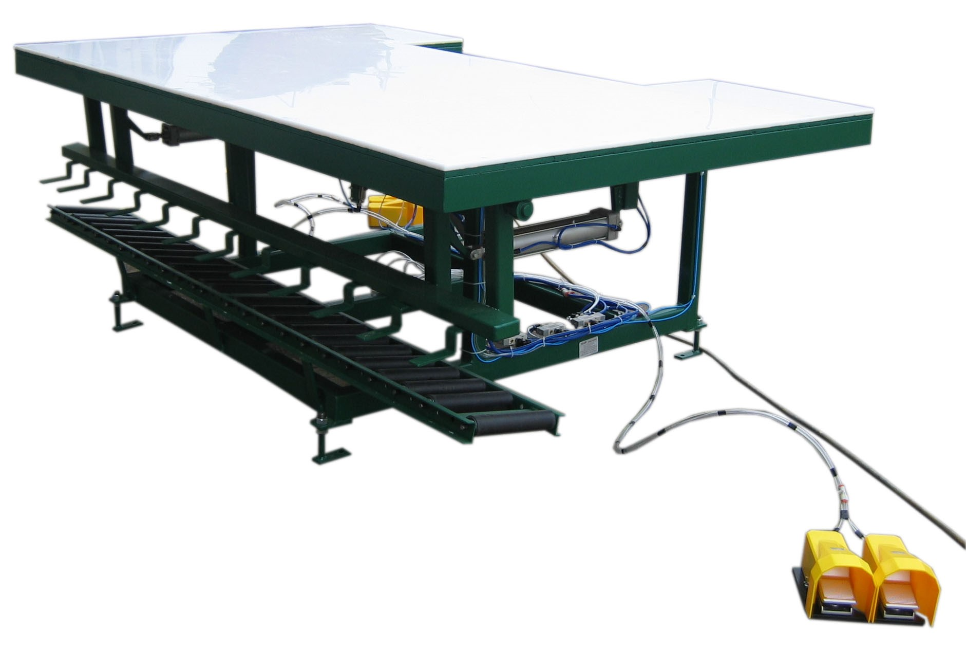 Solid HDPE Top
