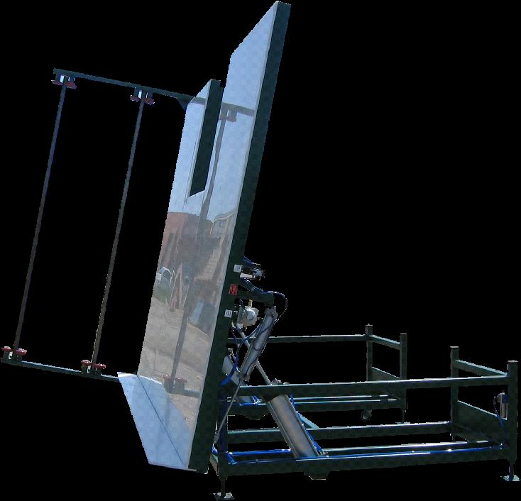 Pneumatic Tilt Packaging Table