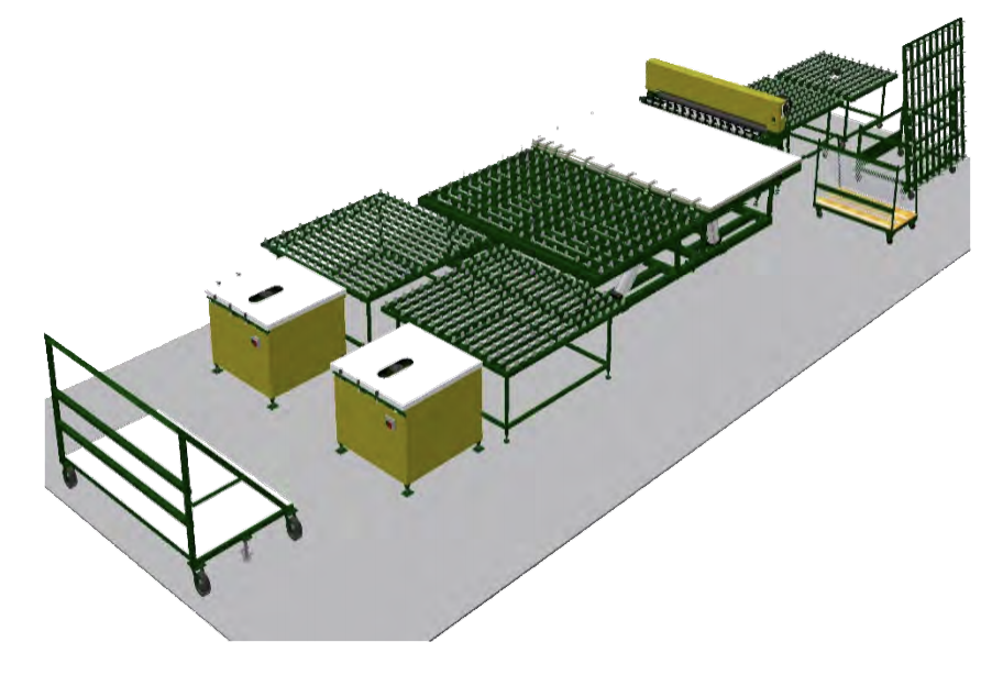 kear fabrication production