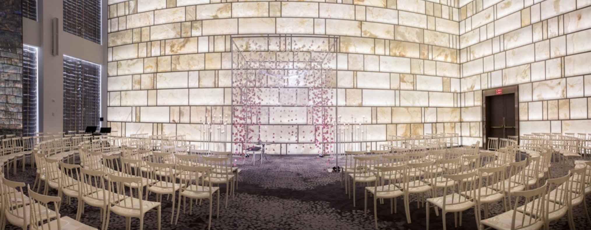Inside Weddings: Sleek + Contemporary Wedding with Jewish Traditions in New York