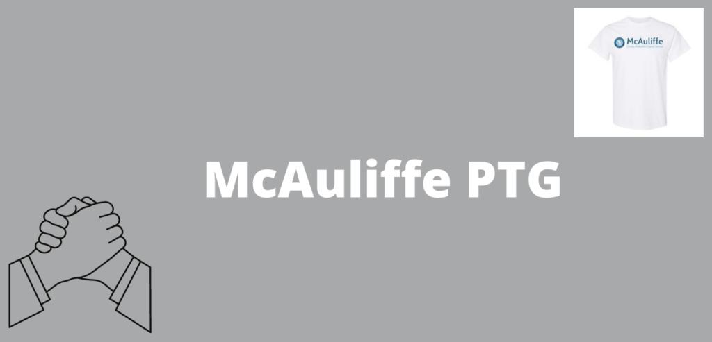 McAuliffe PTG
