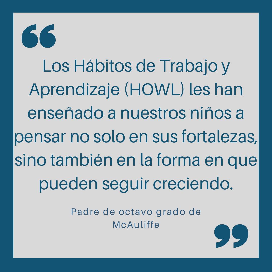 Howkls quote Spanish