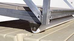 EZ Dock Gangway Roller Kit