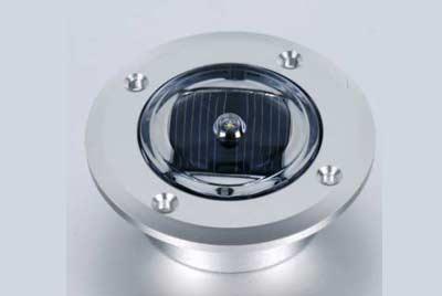 Solar Lighting - solar dock dot light