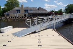 Access management - gangway wheelchair accessible