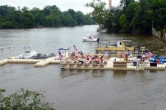 Commercial application - boaters church - easily expandable