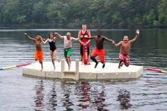 Commercial application - camps and parks -  YMCA of Greater NY - swim platform