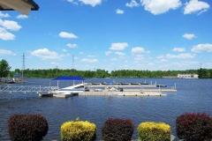 Commercial applicaton - marinas - ADA compliant installation