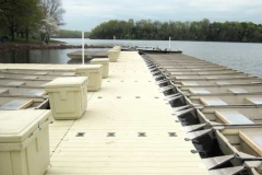 dock accessories - frog hooks mooring and boarding system