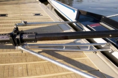 Education application - rowing - adjust freeboard for multiple applications