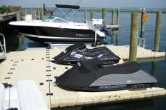 Floating Dock Systems - boat ports and swim platform