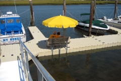 Spend time enjoying your docks, not maintaining them.