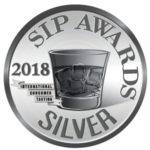 Sip Awards Silver Medal 2018