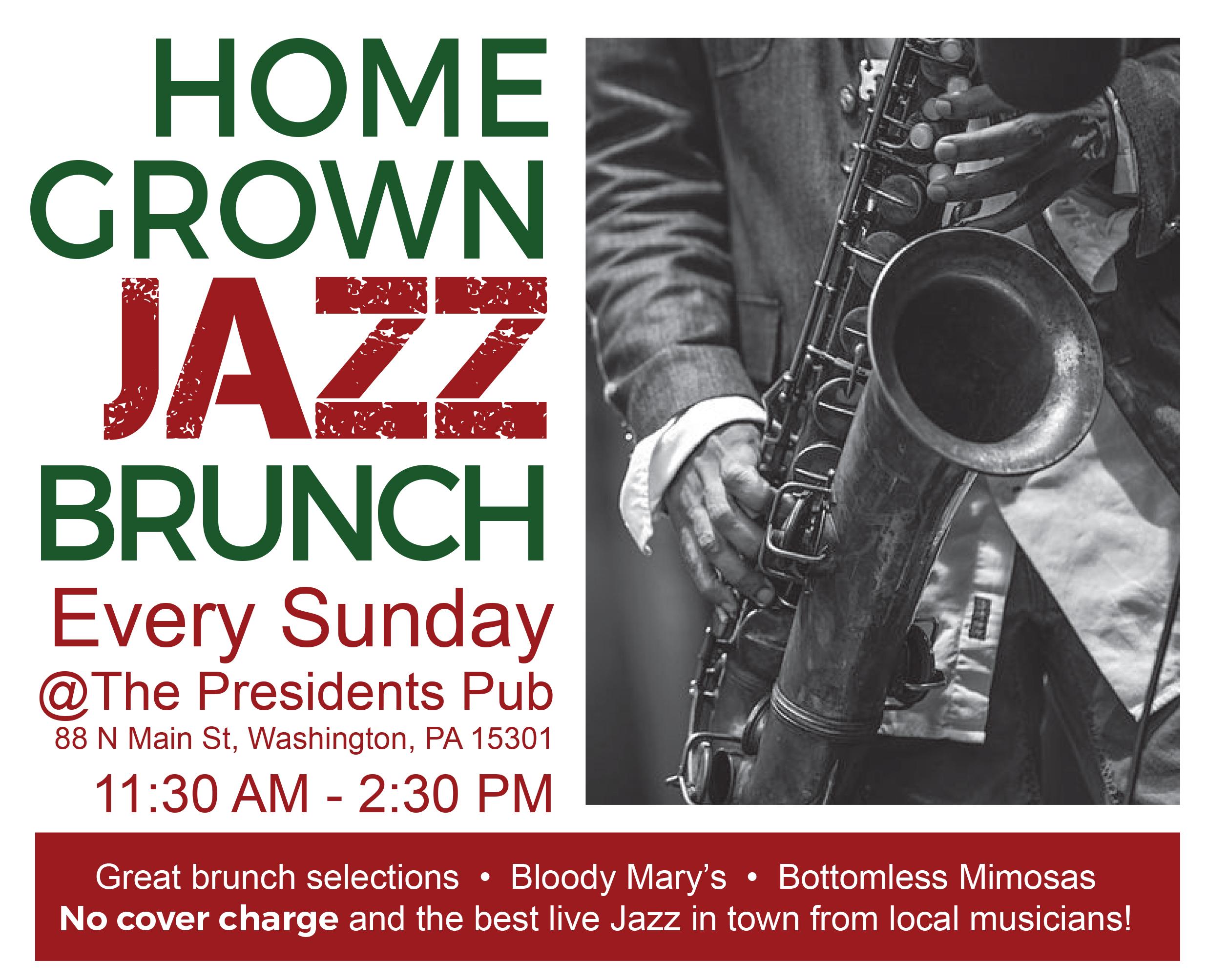 Home Grown Jazz Series